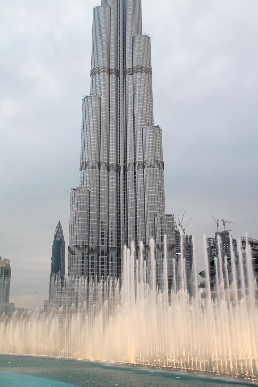 Dubai Burj Khalifa Tickets Preise Fountains Show Zeiten Dubai mit Baby - Reiseblog ferntastisch