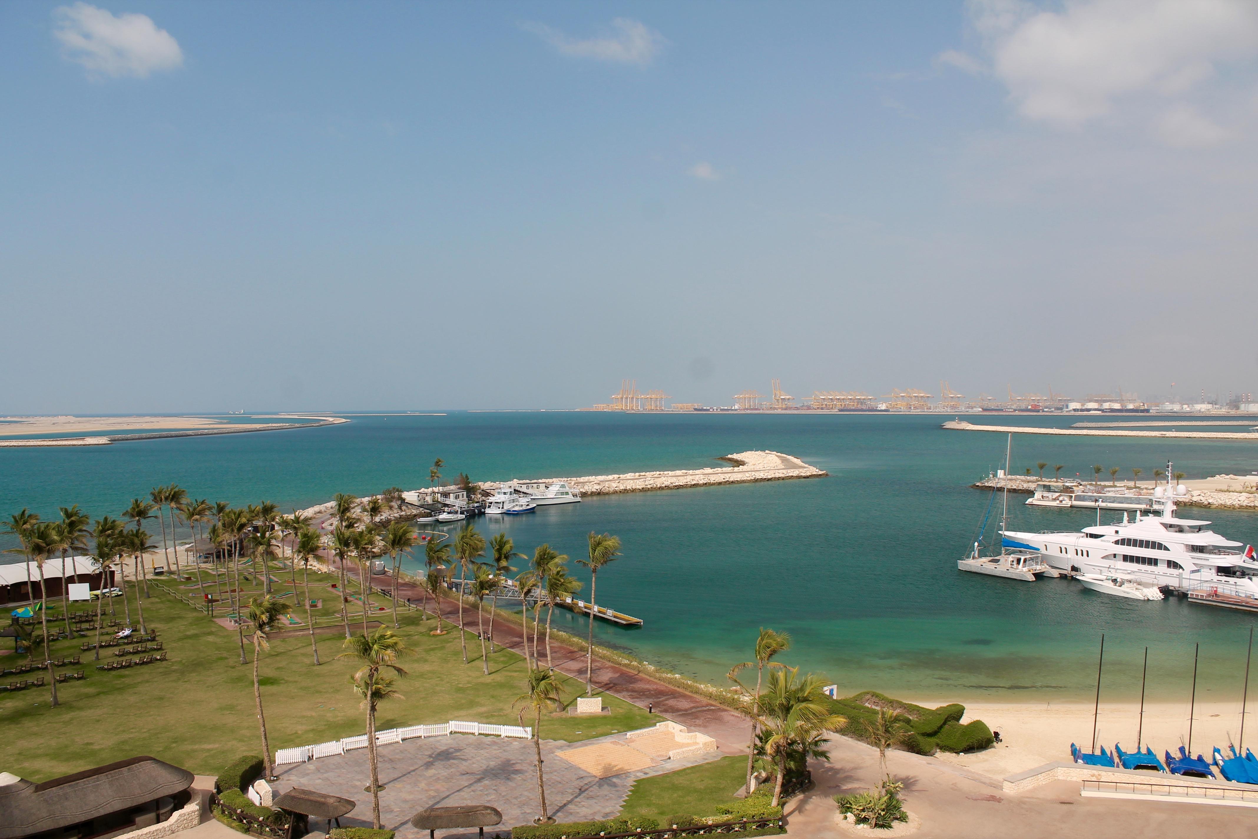 JA Jebel Ali Beach Hotel Golf Resort Dubai Familienurlaub Reise mit Baby - Reiseblog ferntastisch