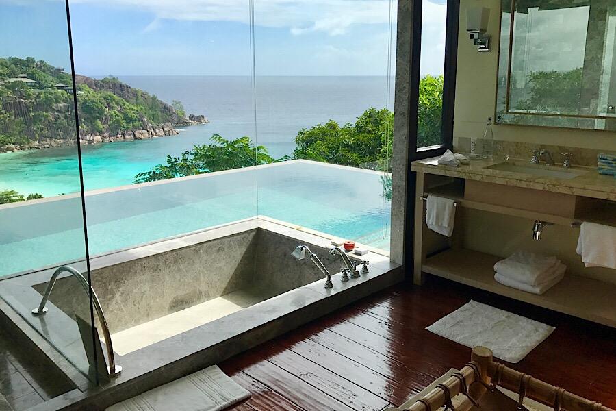 Four Seasons Seychelles Seychellen - Reiseblog
