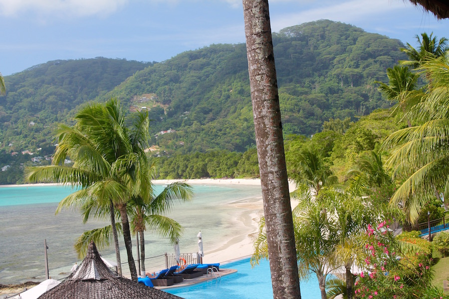 Le Meridien Fisherman's Cove Seychellen Mahé Beau Vallon Beach - Reiseblog