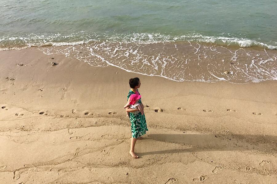 Amari Phuket Thailand Reise mit Baby
