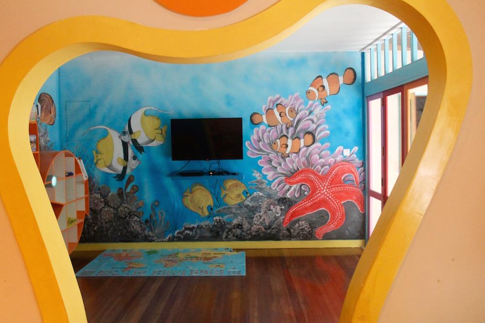 Conrad Maldives Rangali Island mit Kind familienfreundlich