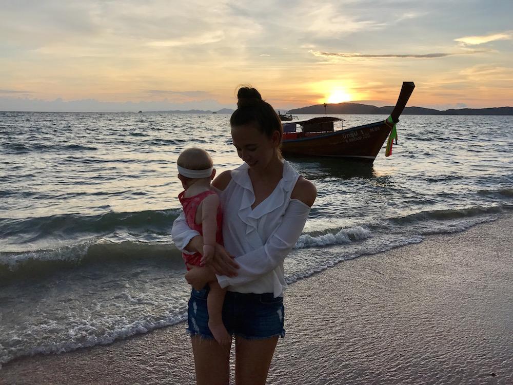 Krabi Thailand Elternzeitreise Reisen mit Baby - Reiseblog ferntastisch