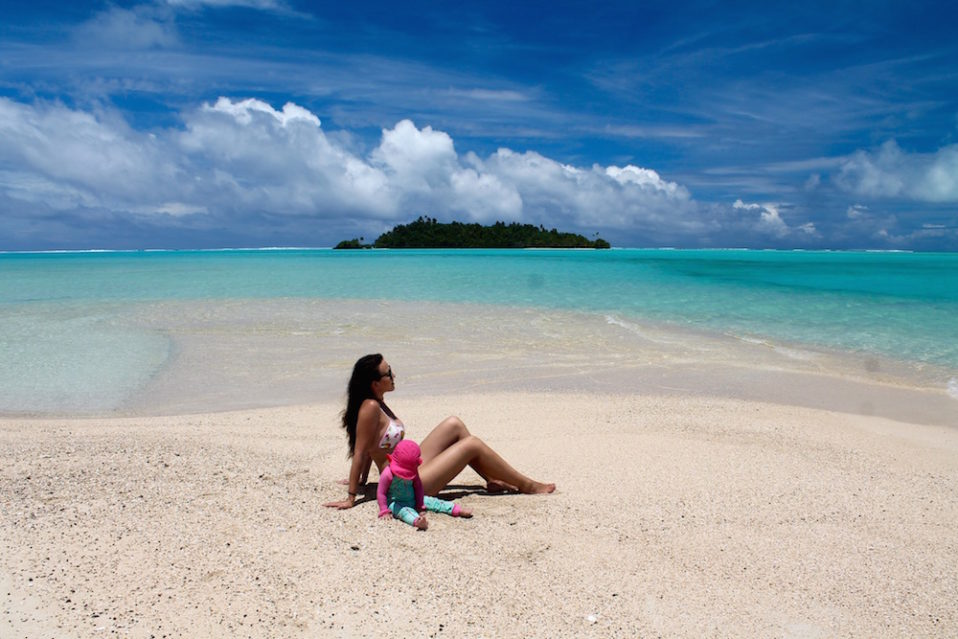 Cook Islands Reisen mit Kind