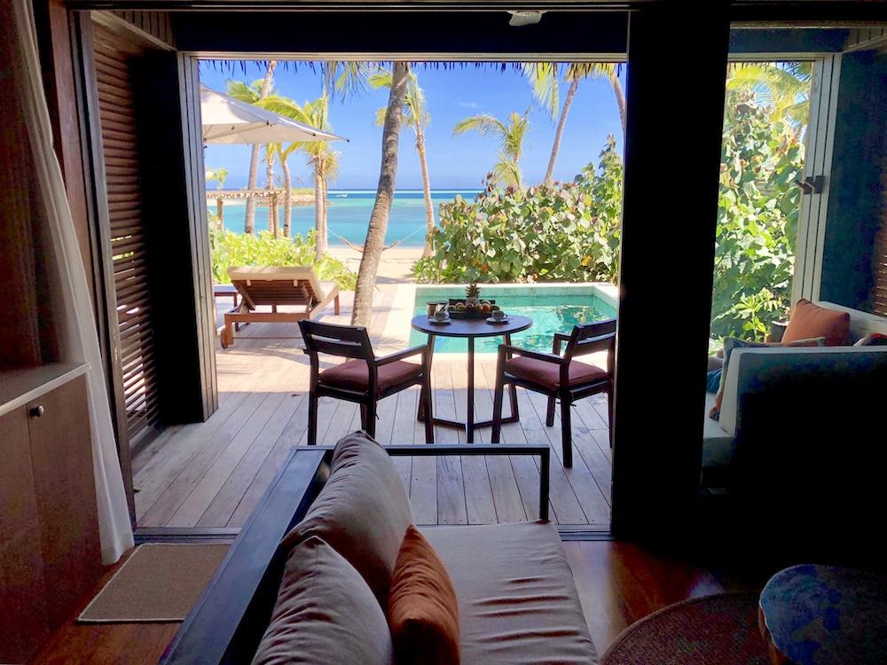 Six Senses Fiji Fidschi Hotel 5 Sterne