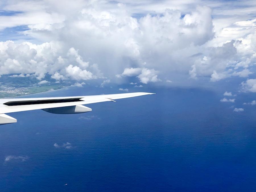 La Réunion Flug mit Air France - Reiseblog ferntastisch