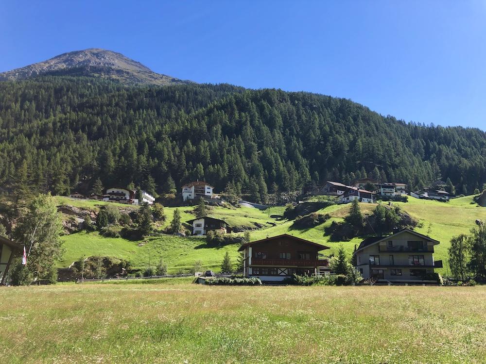 Das Central Sölden Familienurlaub Österreich
